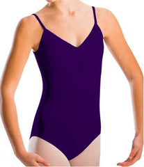 Motionwear Ladies Pinch Front Camisole Leotard 2516L