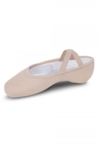 2037C CAP Child Hanami Spilt Sole Canvas Ballet Shoe (LPK)