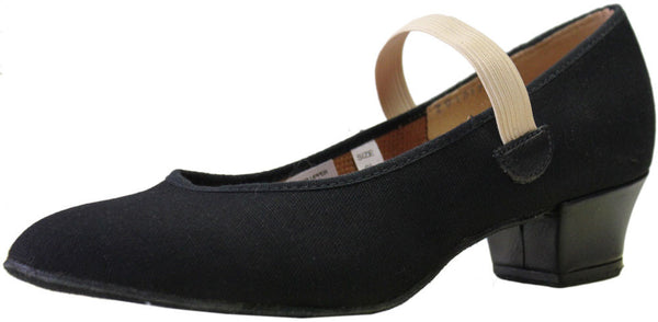 Bloch Ladies Karacta Character Shoe - High Heel S0314L