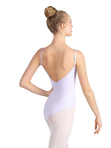 SE1018W Capezio V-Neck Camisole Leotard Ladies