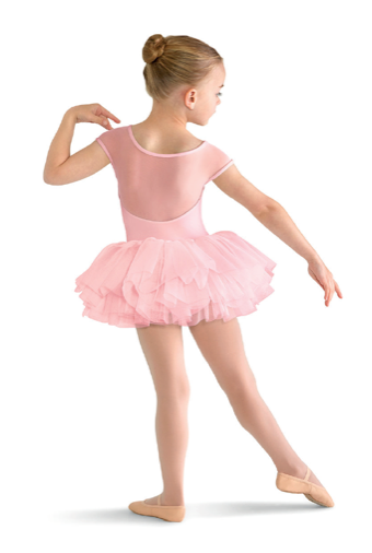 CL5562 Cap Sleeve Hanami Tutu Leotard Bloch