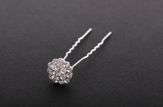 FH2 Rhinestone Hair Pin HP0060