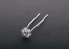 FH2 Rhinestone Hair Pin HP0070
