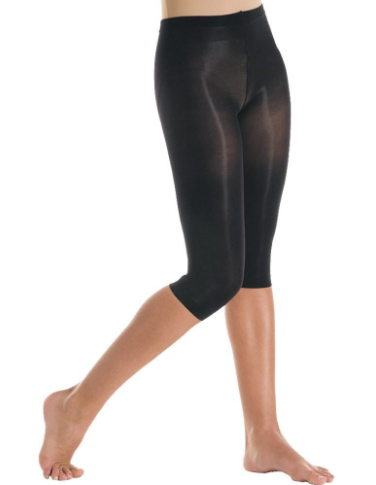 Mondor Girls Ultra-Soft Capri Tight 317G