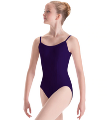 2518 Motionwear LADIES Princess Seam Cami Leotard Bodysuit