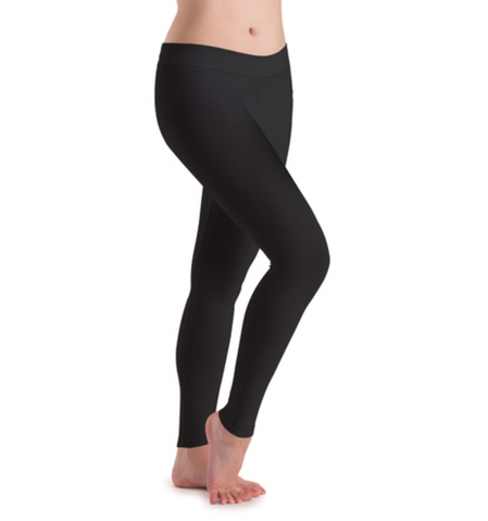 7607 Motionwear Flat Waist Leggings