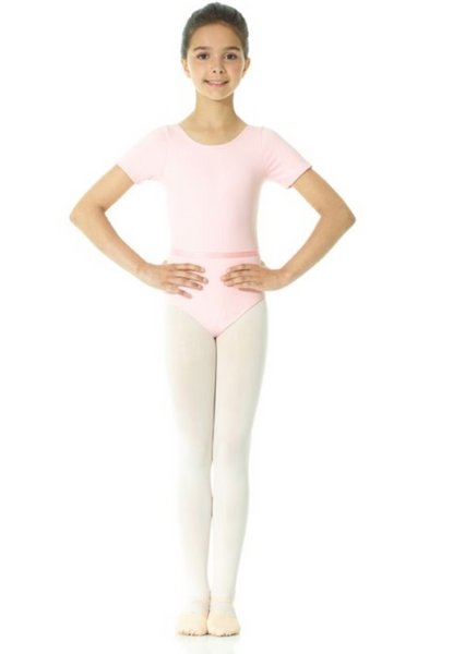 Mondor Girls Royal Academy of Dance Short Sleeve Leotard 3535G