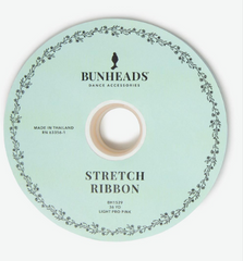 Bunheads Stretch Ribbon