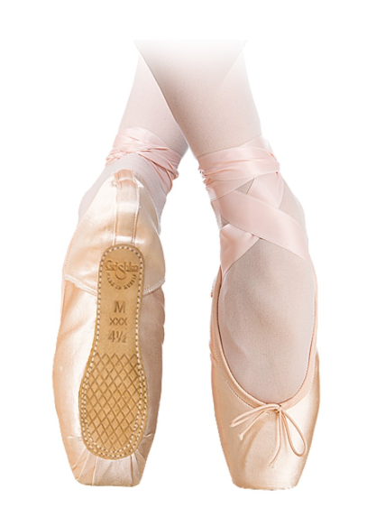 Grishko Nova MEDIUM Shank Pointe Shoe