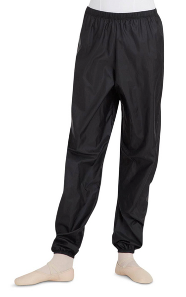 10111 Capezio Rip Stop Warm Up Pants