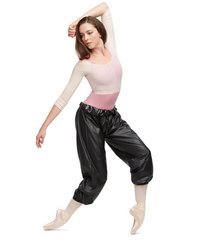 10848W Capezio Perspiration Warm Up Pants