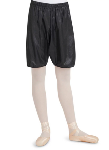 10110 Capezio Rip Stop Warm Up Shorts