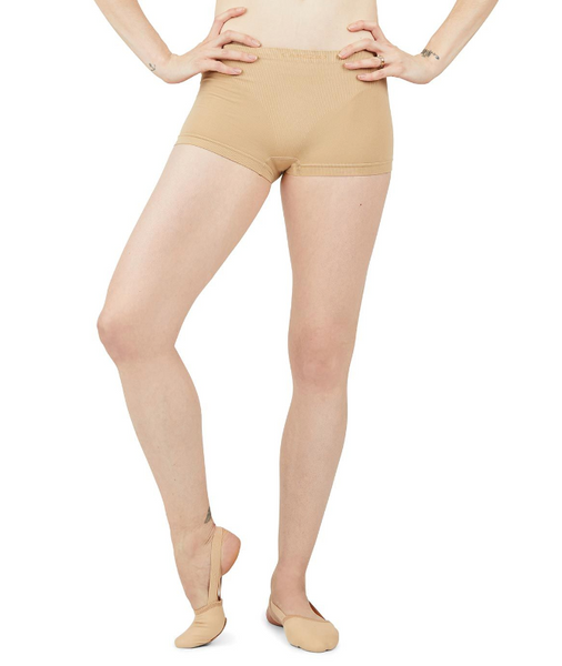 3756T Capezio Girls Seamless Short