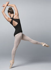 TWL4805 Bloch Tweens Avians Mesh X Back Leotard