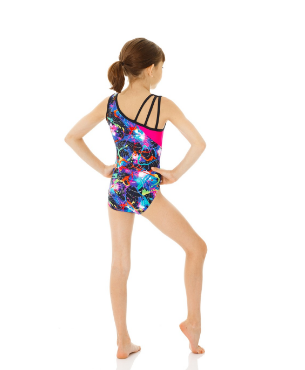 Mondor Girls Gymnastics Leotard 07861