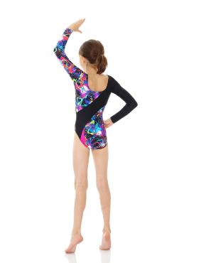 Mondor Ladies Gymnastics Leotard 07873