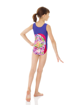 Mondor Girls Gymnastics Leotard 17881