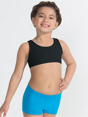 Capezio Bra Top TB239C Racer Back Crop