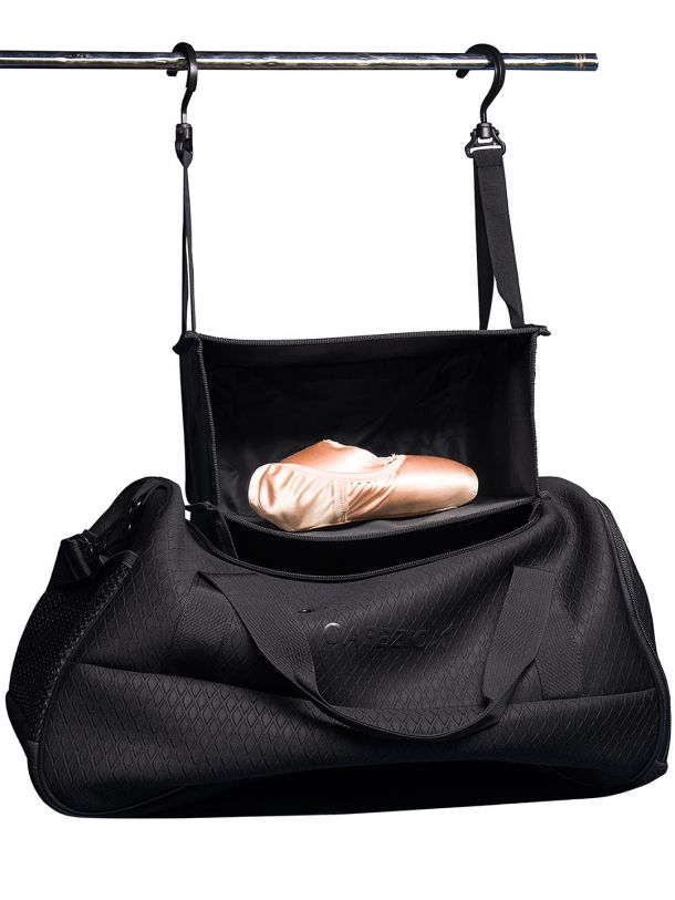 Capezio Rock Star Duffle  Dance Bag AB1900U Black