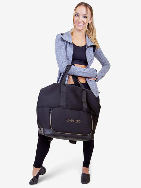 AB223 Capezio Signature Tote Dance Bag