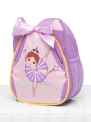 AB208 Capezio Sugar Plum Backpack Dance Bag