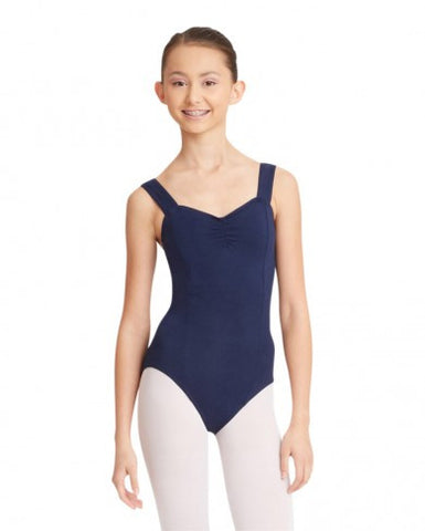Capezio Ladies Pinch Front Princess Tank Leotard CC202