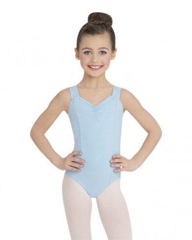 Capezio Girls Pinch Front Princess Tank Leotard CC202C