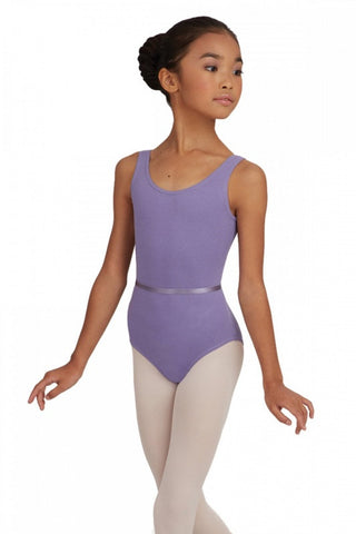 1645G Mondor Girls Sleeveless R.A.D. Leotard