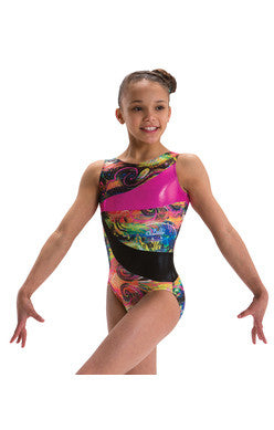 Motionwear Ladies Signature Collection Gymnastic Suit 1526