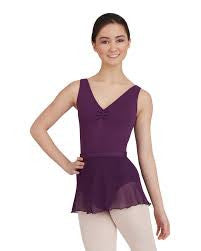 Capezio Ladies Wrap Skirt TC0012