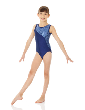 Mondor Ladies Gymnastics Leotard 17827