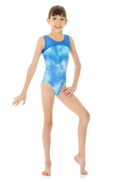 Mondor Girls Gymnastics Leotard 17835