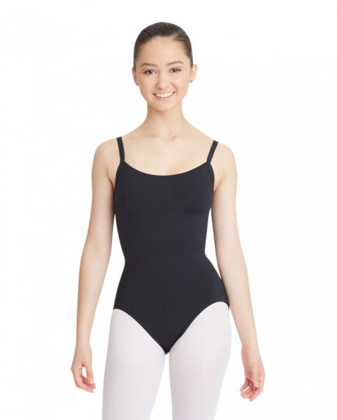 MC110 Capezio Camisole Leotard with BraTek