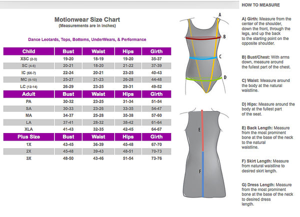 2643 Motionwear Ladies Wide Strap Princess Seam Leotard