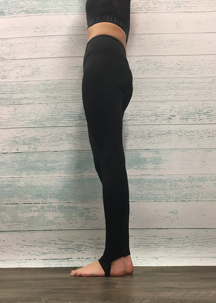 Bloch Ladies Full Length High Waist Legging FP5016
