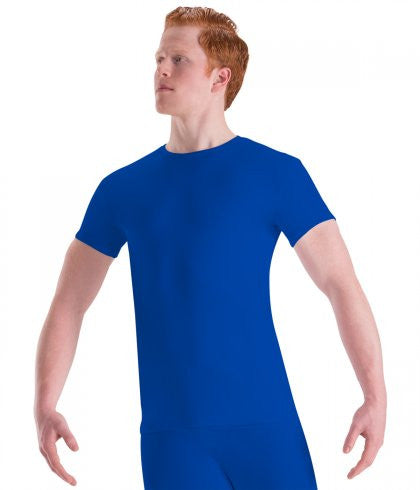 Motionwear Boys Fitted Cap-Sleeve T-Shirt 7202
