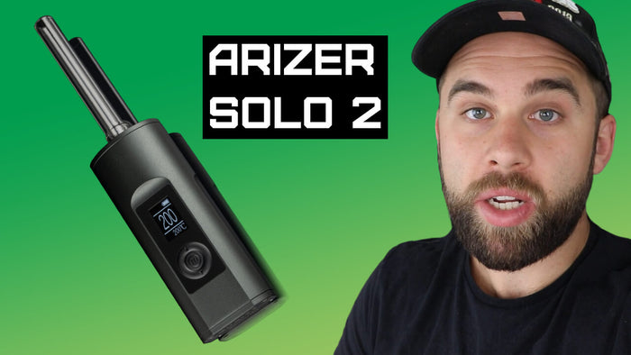 Arizer Solo 2 Review & Vaporizer Tutorial