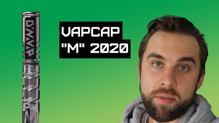 DynaVap VapCap M 2020 Review