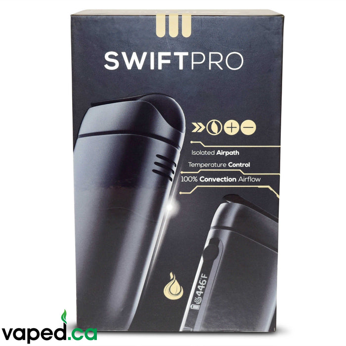 Swift Pro Vaporizer - Vaped