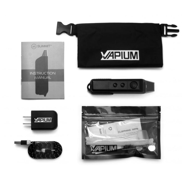 Vapium SUMMIT Vaporizer - Vaped