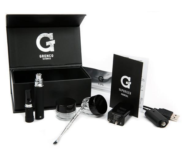 G Pen Vaporizer - Vaped