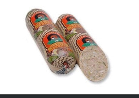 500g white pudding