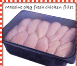 5 kg fresh chicken breast fillet