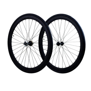 45mm Wheelset - Matte Black