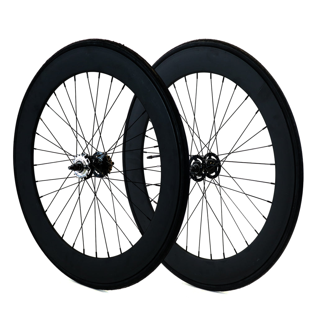 70mm Wheelset-Black