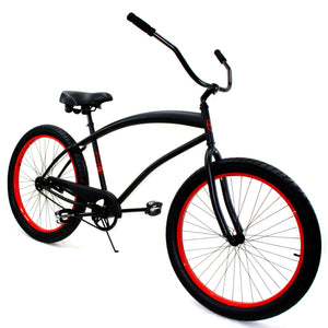 ZF Bikes - Cobra - Black Red