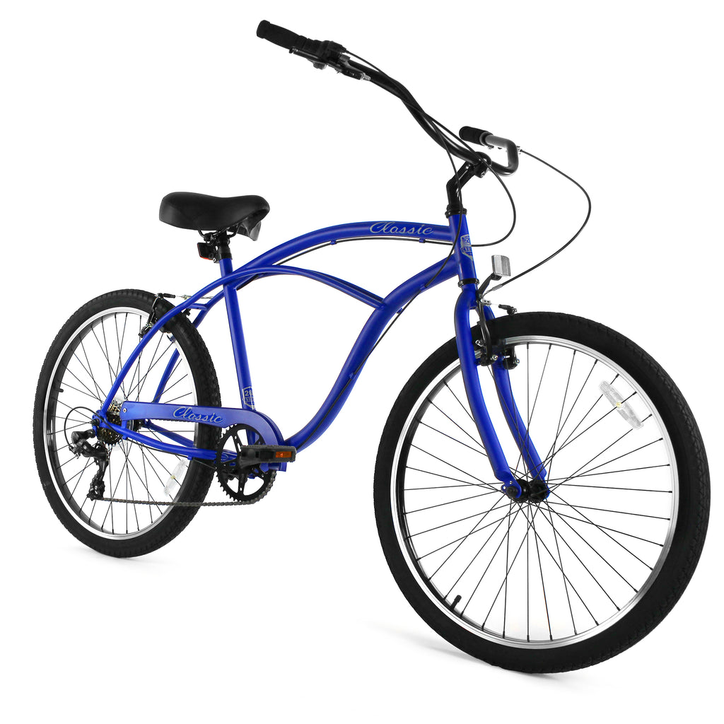 ZF Bikes - Classic Men - 7spd - Dark Blue