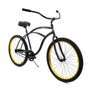 ZF Bikes - Classic Men - Black Gold