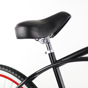 ZF Bikes - Classic Men - 3spd - Black Red