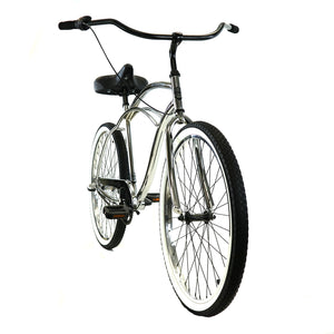 ZF Bikes - Classic Men - 3spd - Chrome